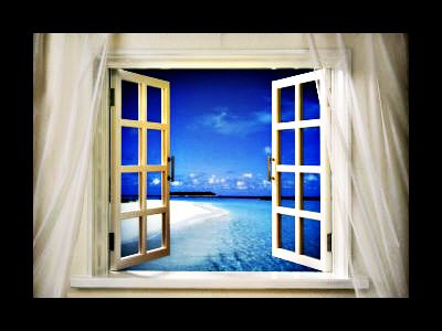 Spanish for kids word of the day: Ventana / Window