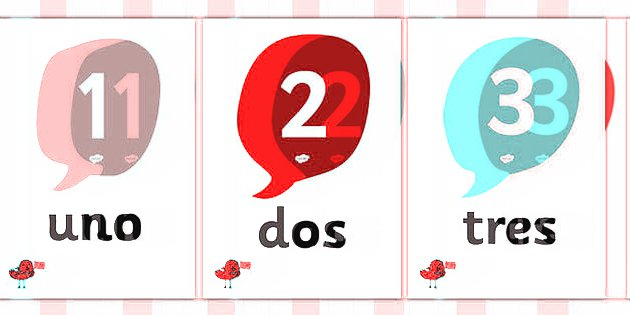 The Basics of Spanish Numbers for Kids