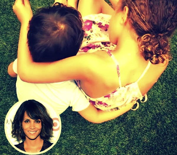 Halle Berry Shares Sweet Video of Her Kids on Memorial Day